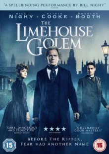 The Limehouse Golem, DVD DVD