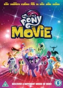 My Little Pony: The Movie, DVD DVD