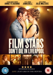 Film Stars Don't Die in Liverpool, DVD DVD
