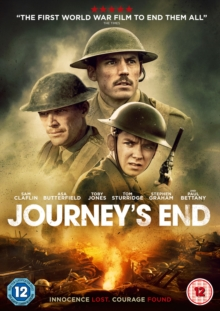 Journey's End, DVD DVD
