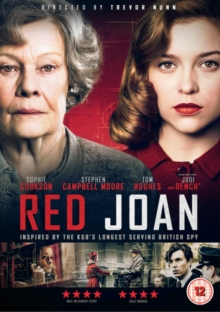 Red Joan, DVD DVD