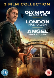 Olympus/London/Angel Has Fallen