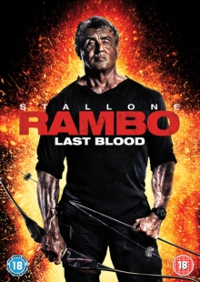 Rambo: Last Blood, DVD DVD