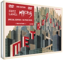 Metropolis: Reconstructed and Restored - The Masters of Cinema..., DVD DVD