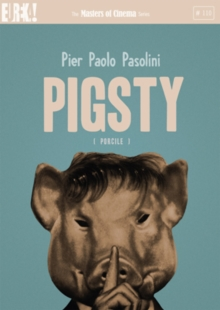 Pigsty - The Masters of Cinema Series, DVD DVD