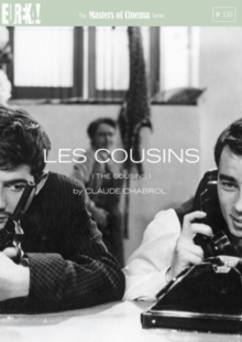 Les Cousins - The Masters of Cinema Series, DVD DVD