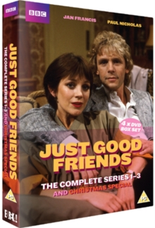Just Good Friends: Series 1-3, DVD  DVD