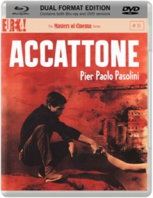 Accattone/Comizi D'amore - The Masters of Cinema Series, DVD DVD