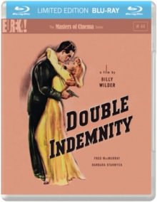 Double Indemnity - The Masters of Cinema Series, Blu-ray BluRay