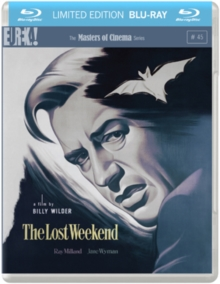 The Lost Weekend - The Masters of Cinema Series, Blu-ray BluRay