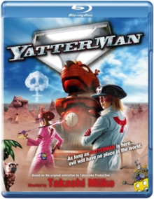 Yatterman, Blu-ray  BluRay