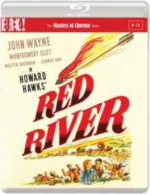 Red River - The Masters of Cinema Series, Blu-ray BluRay