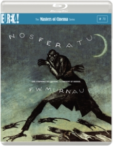 Nosferatu - The Masters of Cinema Series, Blu-ray BluRay