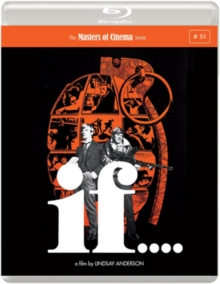 If... - The Masters of Cinema Series, Blu-ray BluRay
