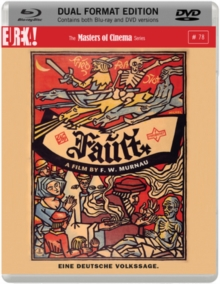 Faust - The Masters of Cinema Series, Blu-ray BluRay