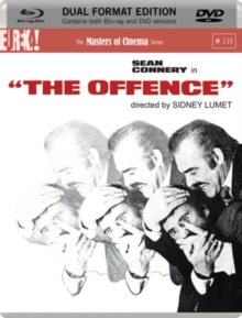The Offence - The Masters of Cinema Series, Blu-ray BluRay