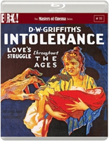 Intolerance - The Masters of Cinema Series, Blu-ray BluRay