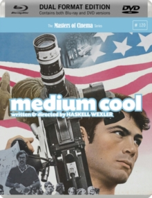 Medium Cool - The Masters of Cinema Series, Blu-ray BluRay