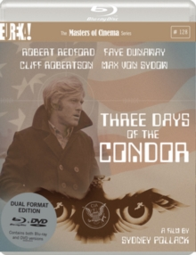 Three Days of the Condor - The Masters of Cinema Series, Blu-ray BluRay