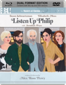 Listen Up Philip - The Masters of Cinema Series, DVD DVD