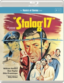 Stalag 17 - The Masters of Cinema Series