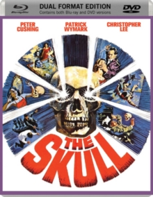 The Skull, Blu-ray BluRay