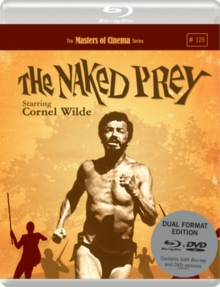 The Naked Prey - The Masters of Cinema Series, Blu-ray BluRay