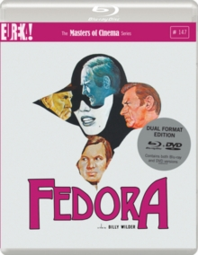 Fedora - The Masters of Cinema Series, Blu-ray BluRay