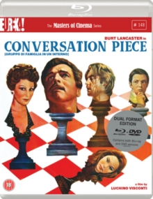 Conversation Piece - The Masters of Cinema Series, Blu-ray BluRay