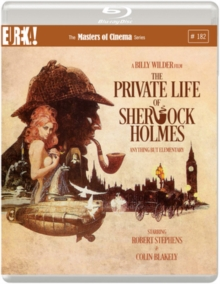 The Private Life of Sherlock Holmes, Blu-ray BluRay