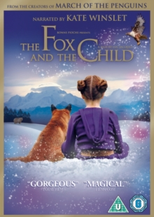 The Fox and the Child, DVD DVD