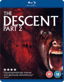 The Descent: Part 2, Blu-ray BluRay
