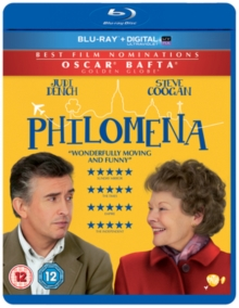 Philomena, Blu-ray  BluRay