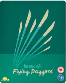 House of Flying Daggers, Blu-ray  BluRay