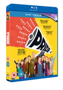 Pride, Blu-ray  BluRay