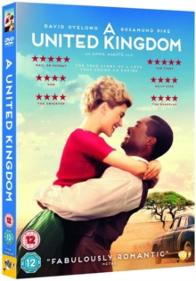 A   United Kingdom, DVD DVD
