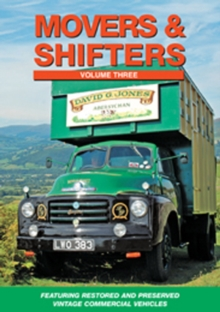 Movers and Shifters: Volume 3, DVD  DVD