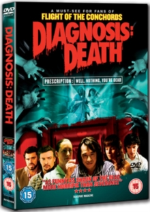 Diagnosis Death, DVD  DVD