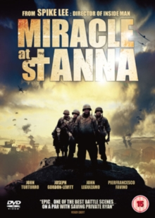 Miracle at St. Anna, DVD  DVD