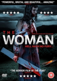 The Woman, DVD DVD