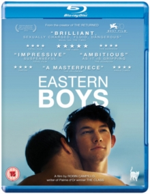 Eastern Boys, Blu-ray  BluRay