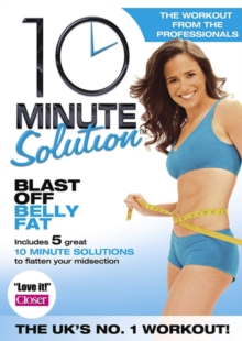 10 Minute Solution: Blast Off Belly Fat, DVD  DVD