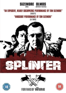 Splinter, DVD  DVD