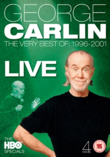 George Carlin: Collection - Volume 3, DVD  DVD