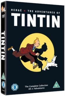 The Adventures of Tintin: Complete Collection, DVD DVD