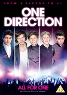 One Direction: All for One, DVD  DVD