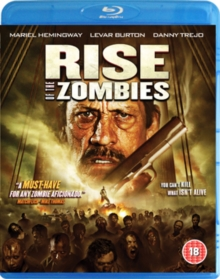 Rise of the Zombies, Blu-ray  BluRay