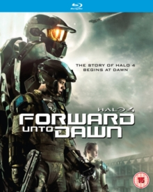 Halo 4: Forward Unto Dawn, Blu-ray  BluRay