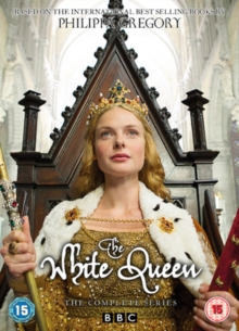 The White Queen: The Complete Series, DVD DVD