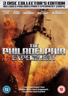 The Philadelphia Experiment: Double Bill, DVD DVD
